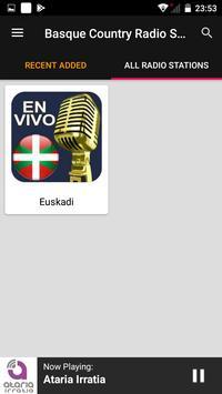 Basque Country Radio Stations screenshot 3