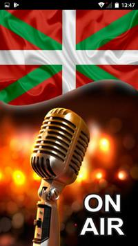 Basque Country Radio Stations poster