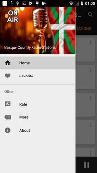 Basque Country Radio Stations screenshot 2
