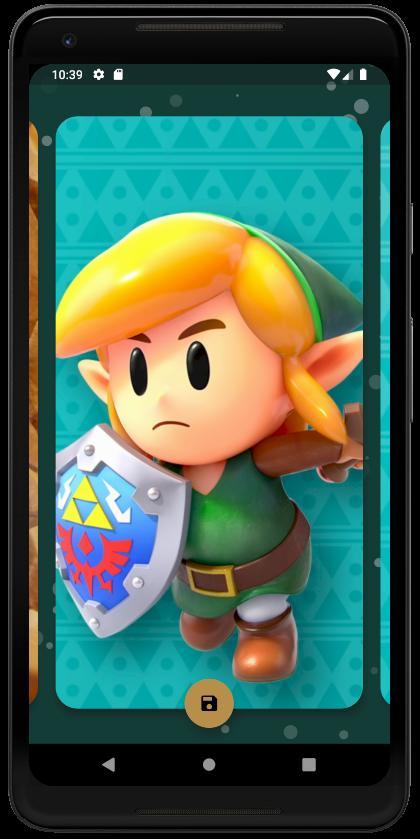 Free Zelda Link S Awakening Wallpapers For Android Apk