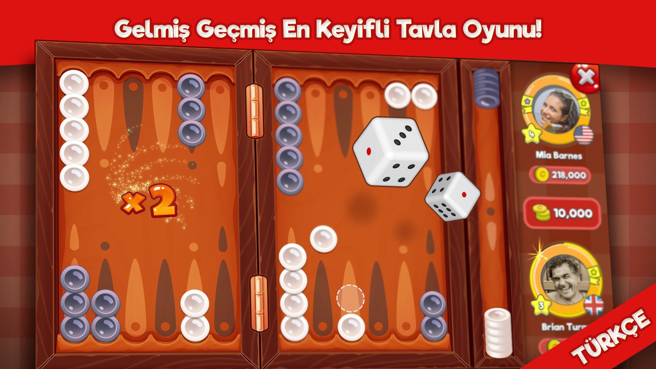 Star Games Tavla