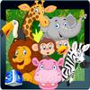 Dierengeluiden (leven en actieve 3D) Voor Kinderen-icoon