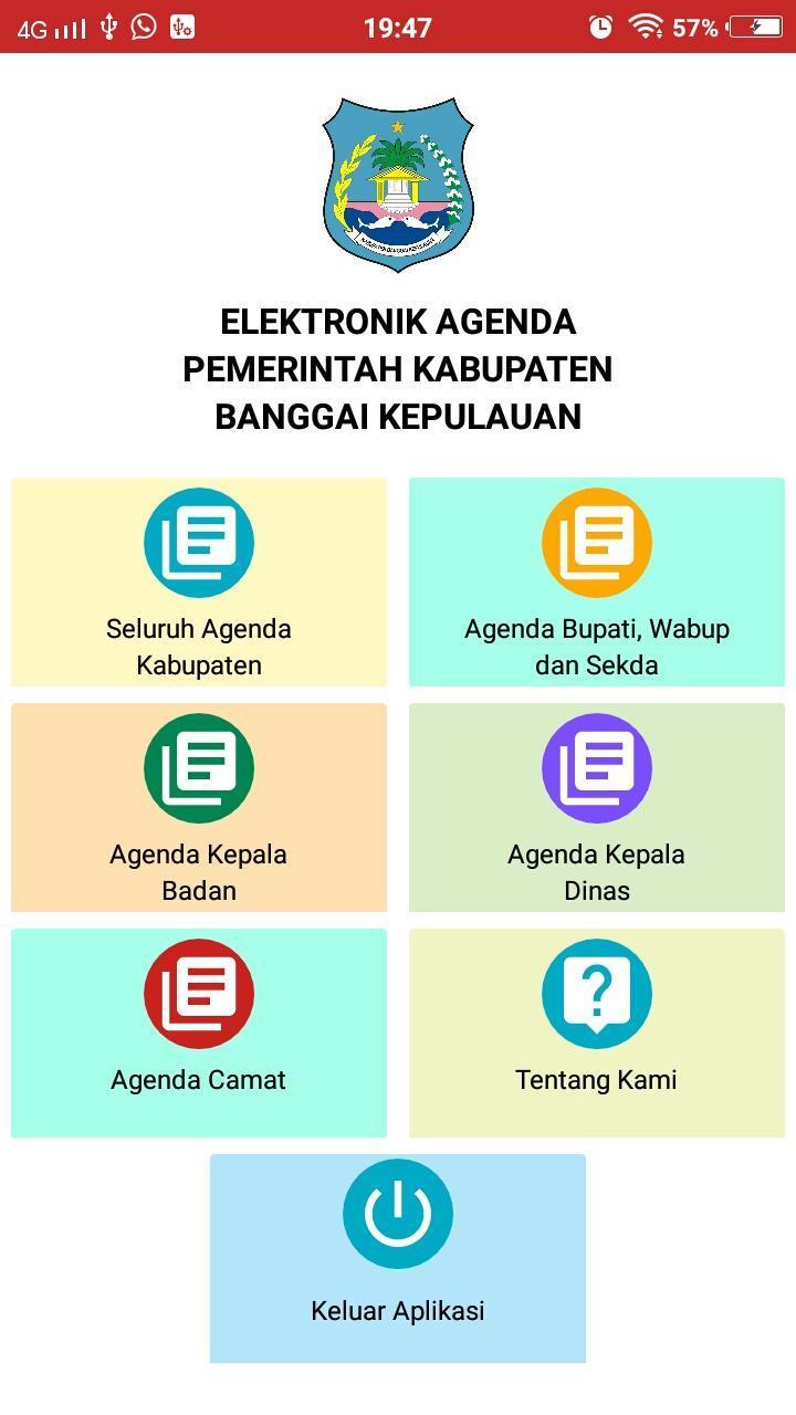 E Agenda Kab Banggai Kepulauan For Android Apk Download