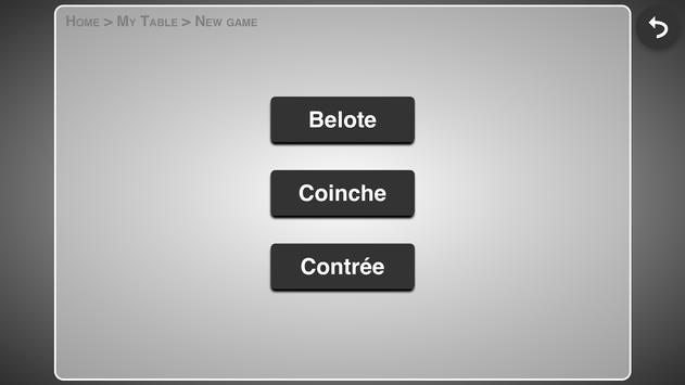 Belote-Rebelote screenshot 13