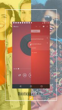SnapMusic - Mp3 Music Player screenshot 1