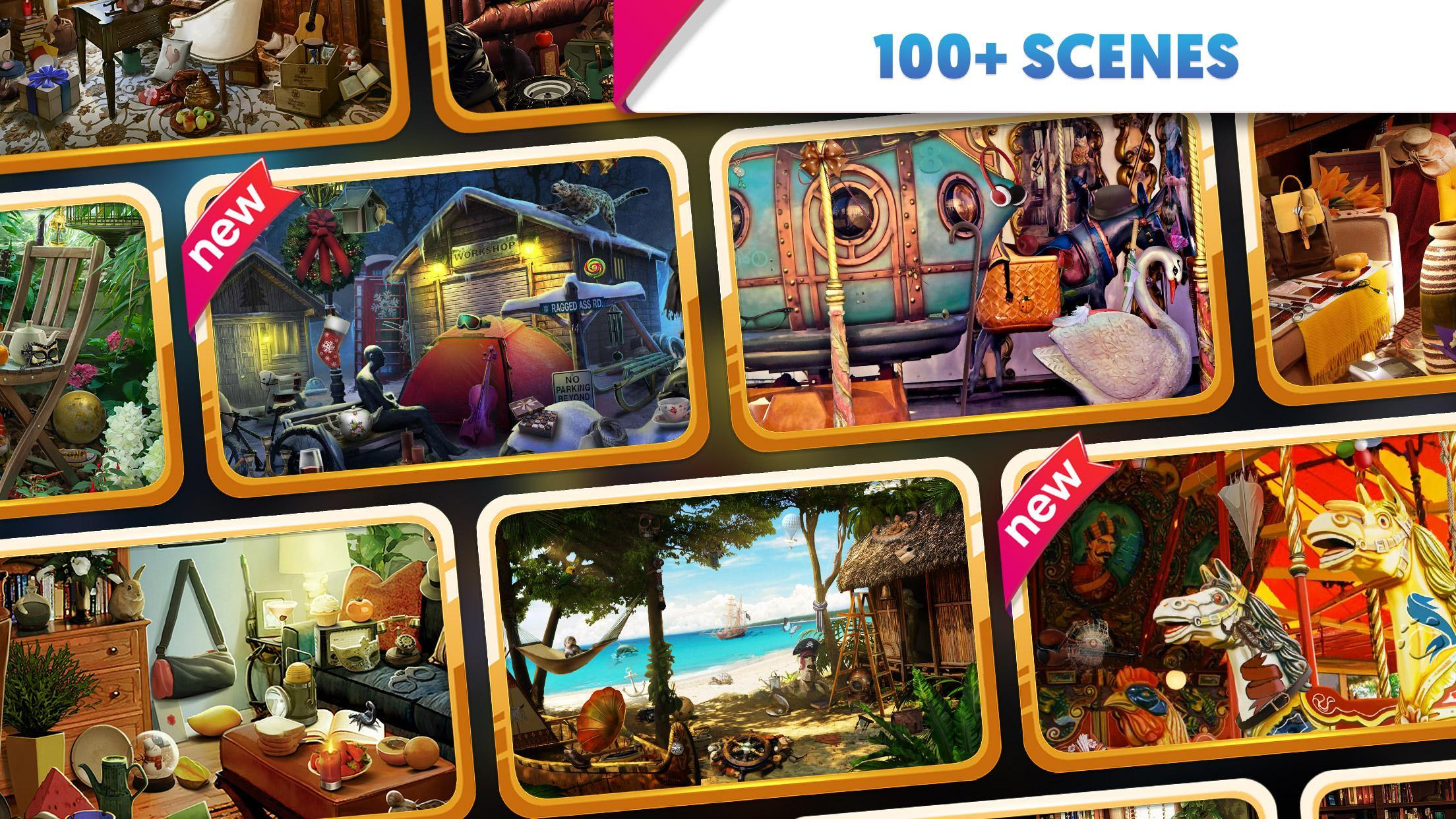 Free hidden object games adult version