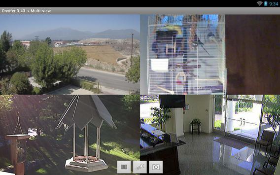 ONVIF國際標準 IP攝像機監控器 截圖 11