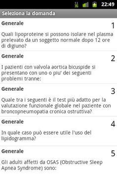 Specializzazione Medicina captura de pantalla 3