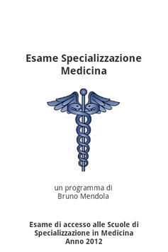 Specializzazione Medicina Poster