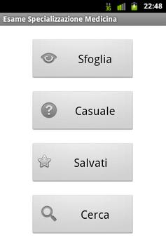 Specializzazione Medicina captura de pantalla 1