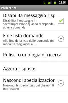 Specializzazione Medicina captura de pantalla 7