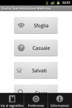 Specializzazione Medicina captura de pantalla 6