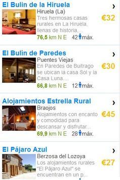 Casas rurales Brujulea screenshot 2