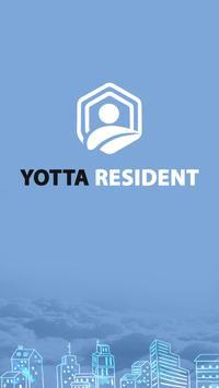 Yotta Resident poster