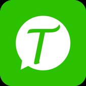 TalkinChat ícone