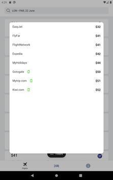 Cheap Plane Tickets screenshot 17