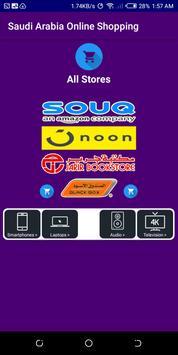 Saudi Arabia Online Shopping KSA - (Compare Price) poster