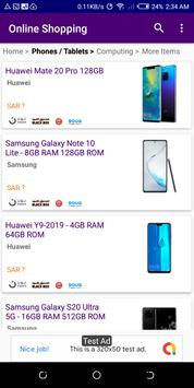 Saudi Arabia Online Shopping KSA - (Compare Price) screenshot 1
