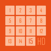 15 puzzle HD أيقونة
