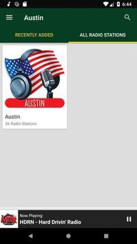 Austin Radio Stations - USA screenshot 3