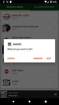 Austin Radio Stations - USA screenshot 7