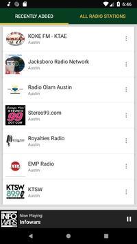 Austin Radio Stations - USA screenshot 6