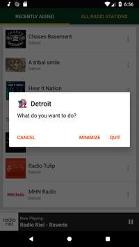 Detroit Radio Stations - USA screenshot 7