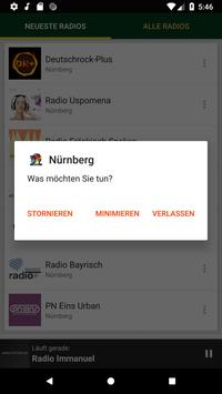 Radiosender Nürnberg  - Deutschland screenshot 7