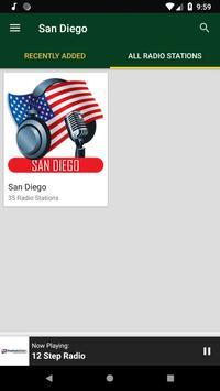 San Diego Radio Stations - USA screenshot 3