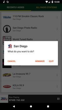 San Diego Radio Stations - USA screenshot 7