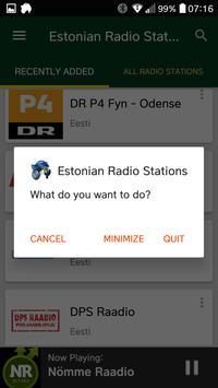 Estonian Radio Stations screenshot 7