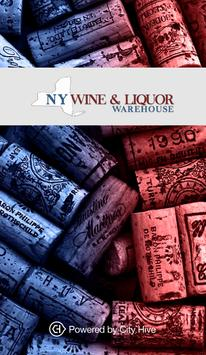 NY Wine and Liquor Warehouse poster