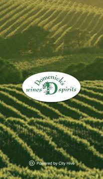 Domenick's Wine & Spirits poster