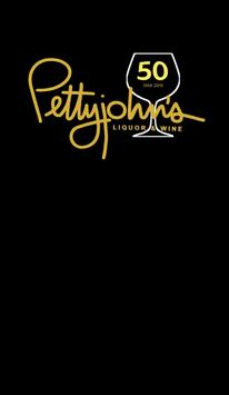 Pettyjohns Liquor and Wine poster