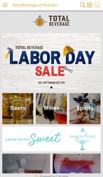 Total Beverage Inc. screenshot 1