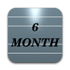 Six Month Calendar simgesi
