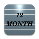 Twelve Month Calendar APK Android