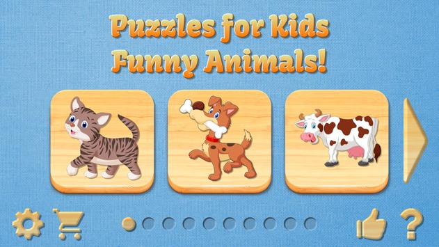 Baby Puzzles for Kids screenshot 6