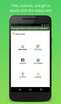 Mangia Bene screenshot 1