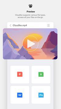 Cloudike Business screenshot 4