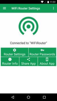 WiFi Router Settings screenshot 3