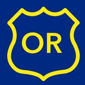 Oregon Roads - Traffic and Cameras icon