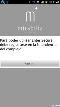 EnterSecure Mirabilia screenshot 1