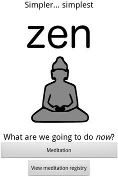 Zen Do poster