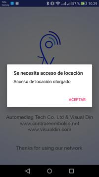 ubeacon (Español) screenshot 1