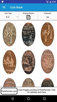 Pressed Coins at Disneyland imagem de tela 5
