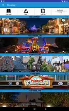 Pressed Coins at Disneyland imagem de tela 9