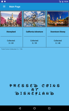 Pressed Coins at Disneyland screenshot 11