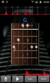 Guitar Music Analyzer Free poster
