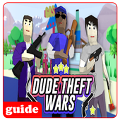 guide for Dude Theft Wars game icon